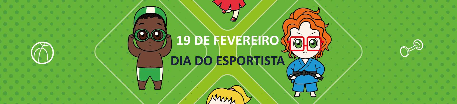 19 de Fevereiro - Dia do Esportista