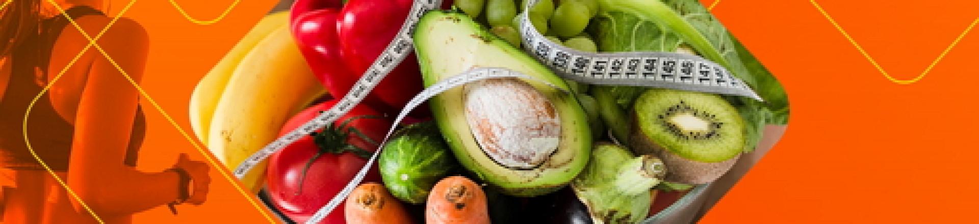 NUTRIÇÃO NO ESPORTE E VIDA SAUDÁVEL